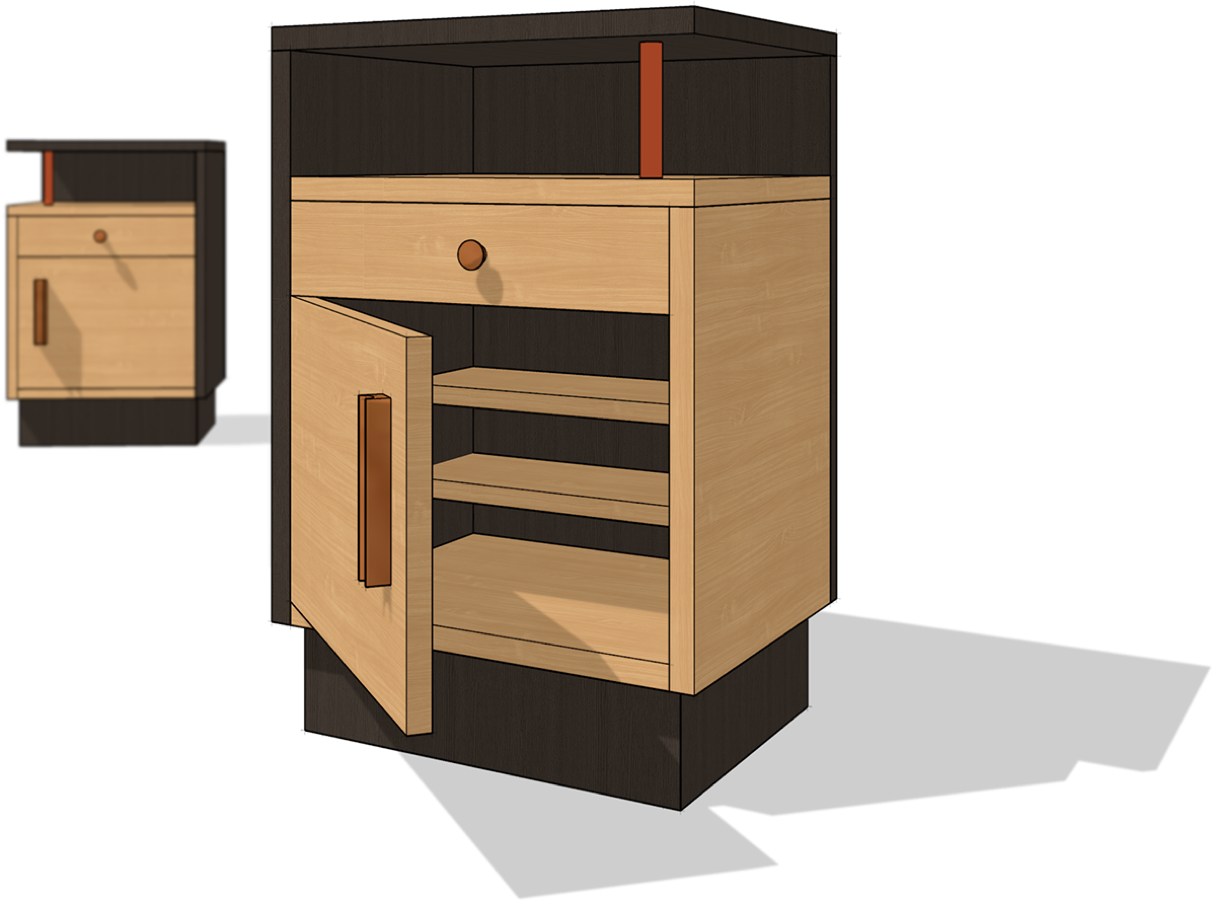 3d modeling for woodworking